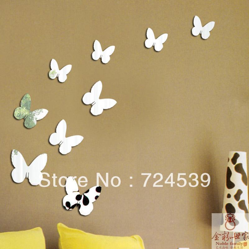 Kelebek mobilya ayna modelleri