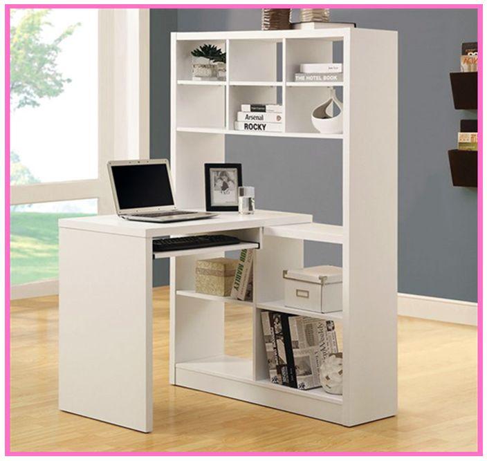 kitaplıklı çalışma masaları ⋆ Mobilya Modelleri