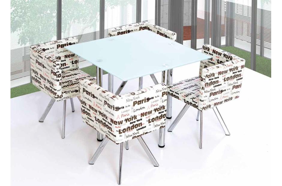 M723 Paris Mutfak Masa Sandalye Takımı