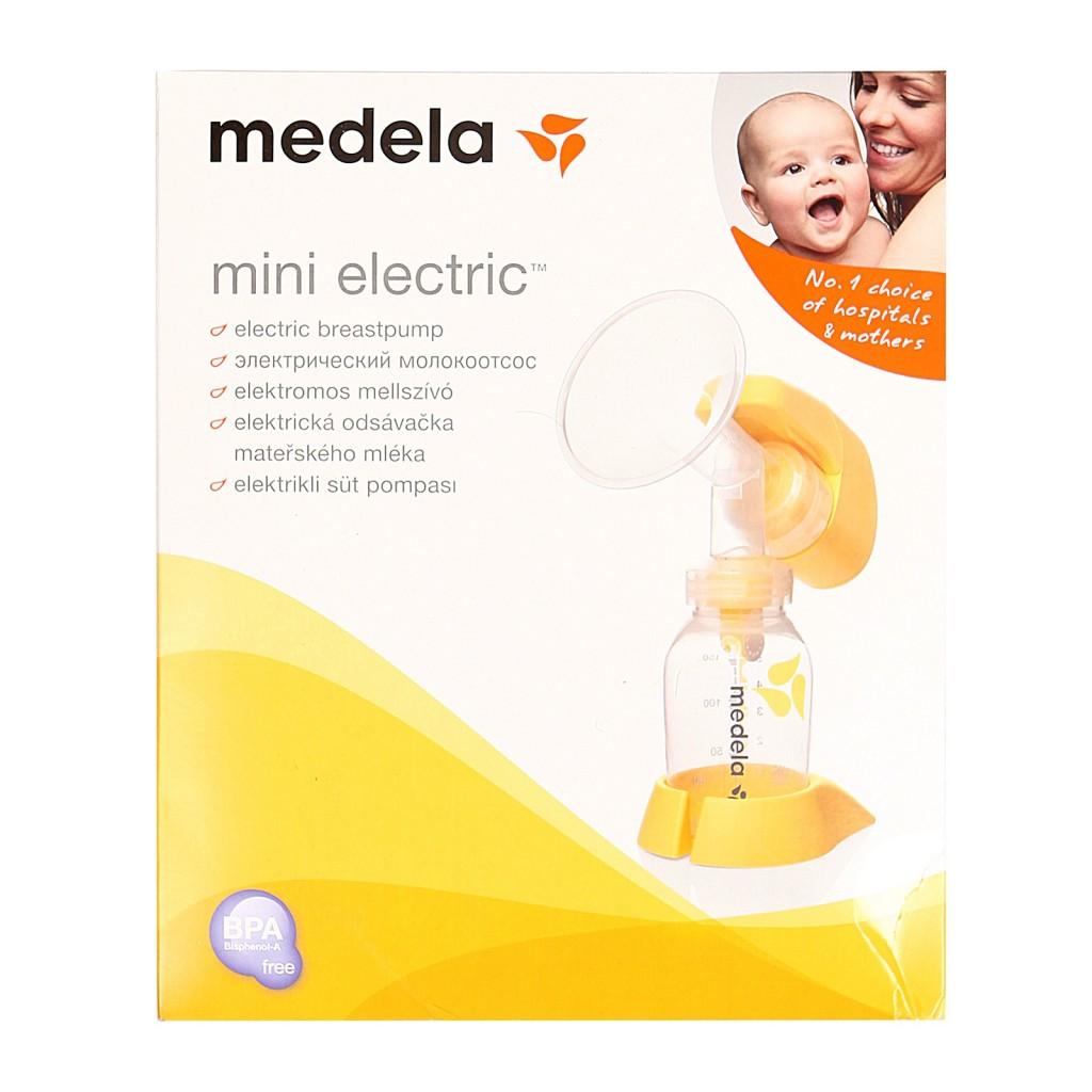 Medela Mini Elektrikli Ve Pilli Süt Pompası