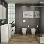 Modern banyo fayansları