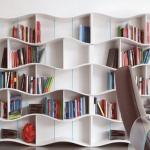 Modern Kitaplık Modelleri 2014