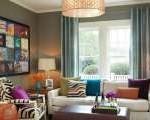 Renkli Ev Dekorasyon Fikirleri