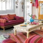 Renkli ev dekorasyonu – Mobilya Resimleri