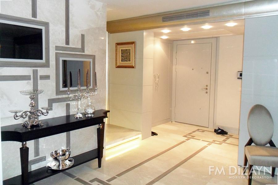Salon amp; Antre Mobilya Dekorasyonu