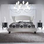 Şık italyan mobilya yatak odası takımı modeli