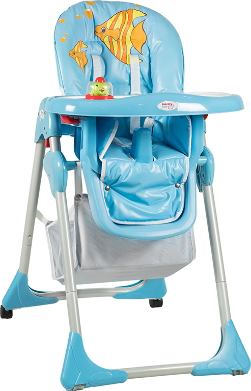 Sunny Baby 103 Platin Yatarlı Lüx Mama Sandalyesi