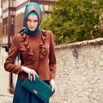 Tesettür Giyim Modelleri Abiye Alanında Büyük Çıkış Yaptı