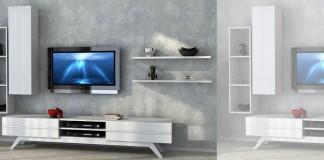 TV Ünitesi Modelleri Birbirinden Modern Televizyon Sehpası