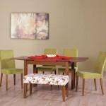 Vivense'den Çok Güzel Mutfak Masa Sandalye Setleri