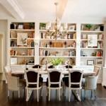 Yemek odası dekorasyonu fikirleri