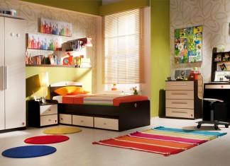 Yeni çilek genç odası modelleri 2015