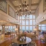 Yüksek tavanlı ev dekorasyonu