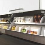 2015 mutfak çekmece ve raf dekorasyonu tasarımları