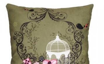 2016 En Yeni Dekoratif Yastık Modelleri, Yastık Kılıfları