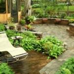 Bahçe Dizayn Örnekleri