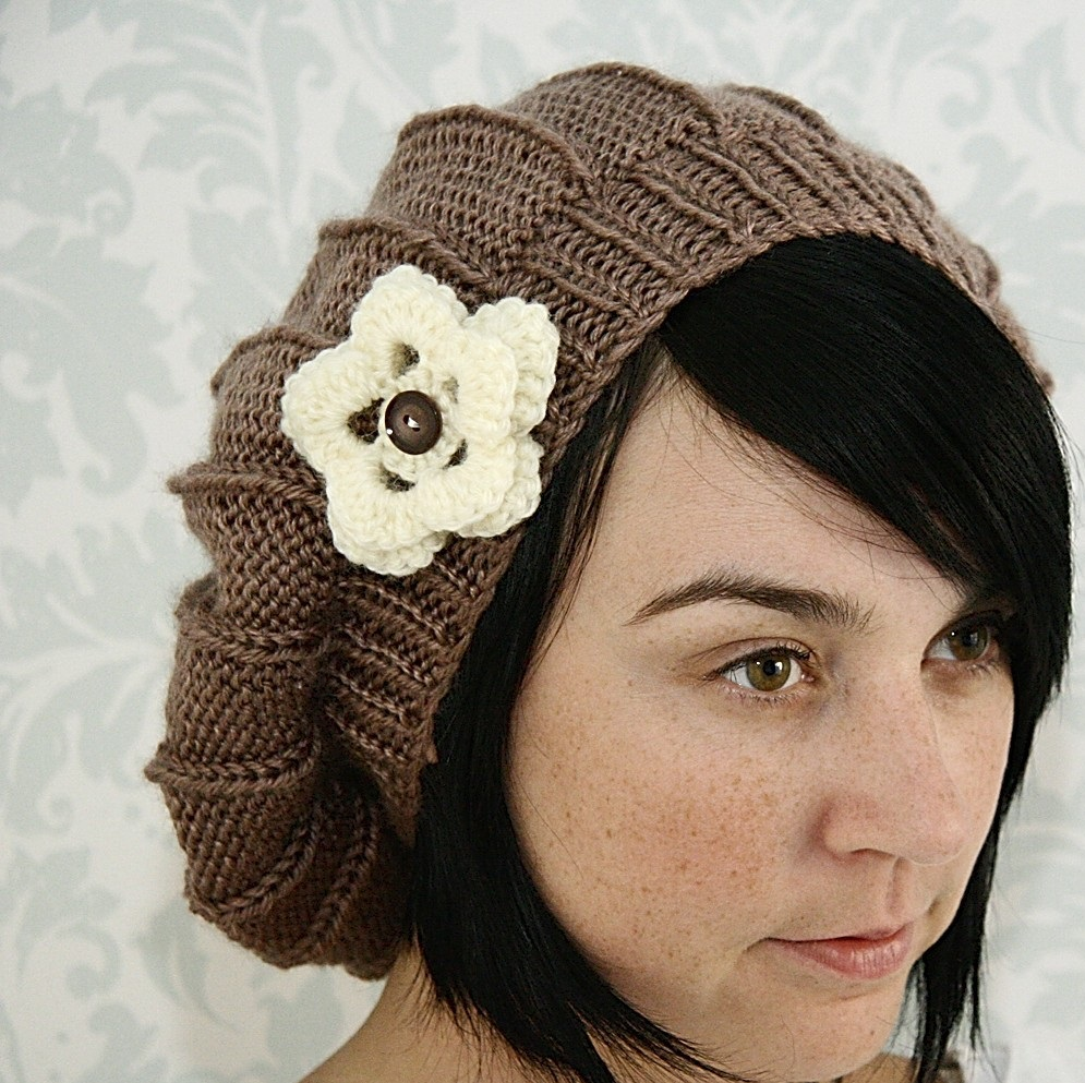 Bayanlar için şık bere ve şapka modelleri