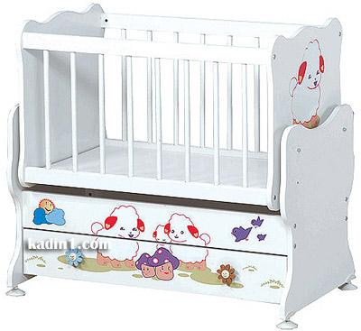 Bebek Beşik Modelleri bebek