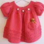 Bebek Elbise Etek Modelleri