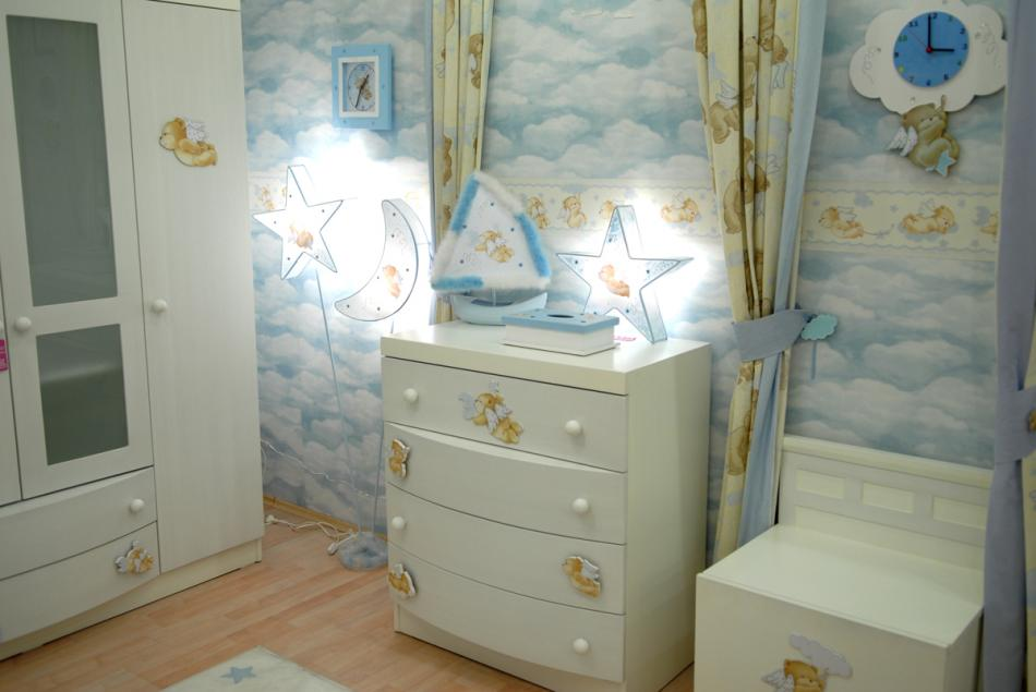 Bebek odası aksesuar yapımı