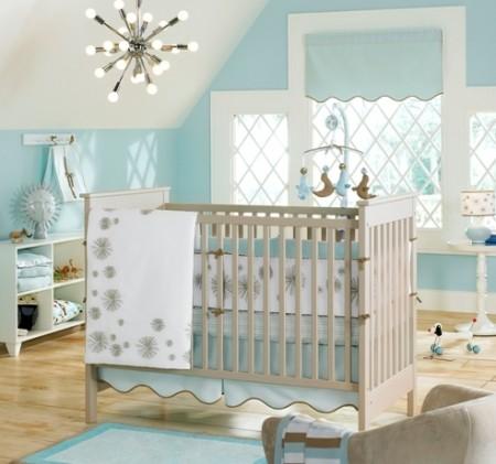 Bebek odası dekorasyonu blog
