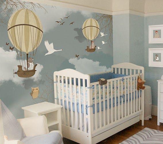 Bebek odası duvar kağıtları fiyatları