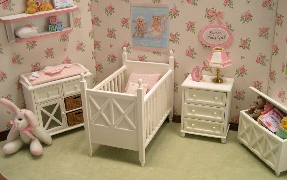 Bebek Odası İçin Duvar Kağıtları » Bebek Odası