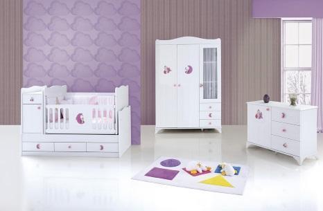 Bebek Odası Takımları Birbirinden Güzel Bebek Odaları