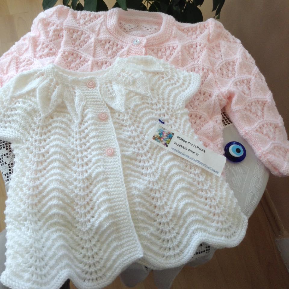 bebek örgü modelleri (14)