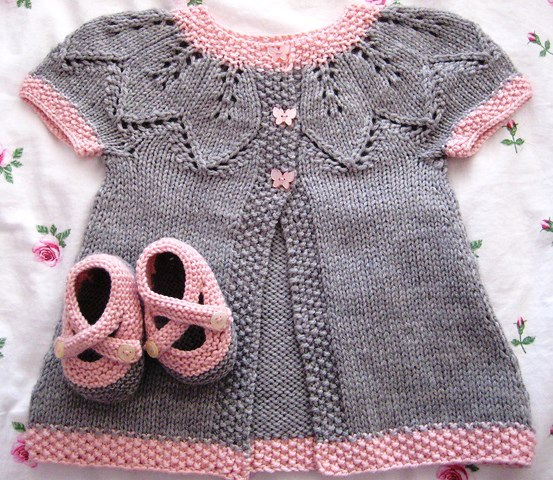 Bebek Yelek Örgü Modelleri