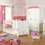 Bellona Mobilya Yeni Bebek Odası Takımları 2015