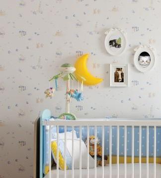 Çocuk Odası Duvar Kağıtları 2015
