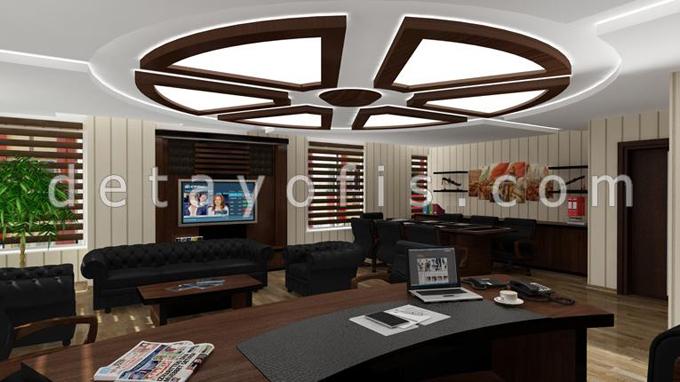 Detay Ofis Orjinal tasarımları ile Ofislerin ruhunu