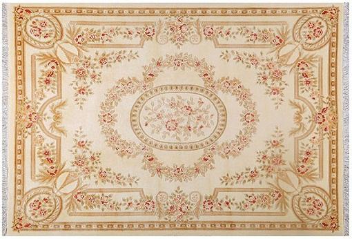 El dokuma klasik halı modelleri