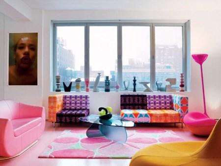 En Renkli Ev Dekorasyon Örnekleri