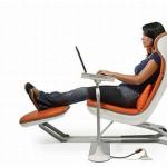 Ergonomik Çalışma Koltuğu – The Daybed Chair