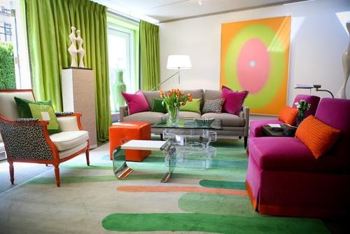 Ev Dekorasyon Renkleri ve Renk Çemberi