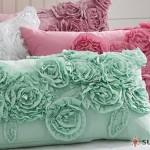 Evde dekoratif yastık yapıp satmak