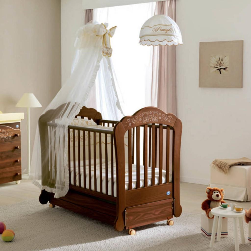 Farklı stillerde bebek beşikleri modelleri