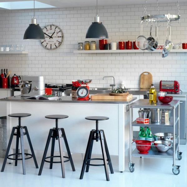 Genç Odası Tasarımları, Mutfak Mobilyaları: Mutfak Metro