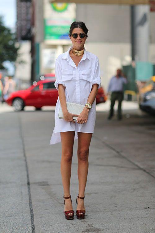 Gömlek Elbise Modelleri » Elbise