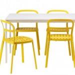 İkea 2015 yemek masası ve sandalye modelleri