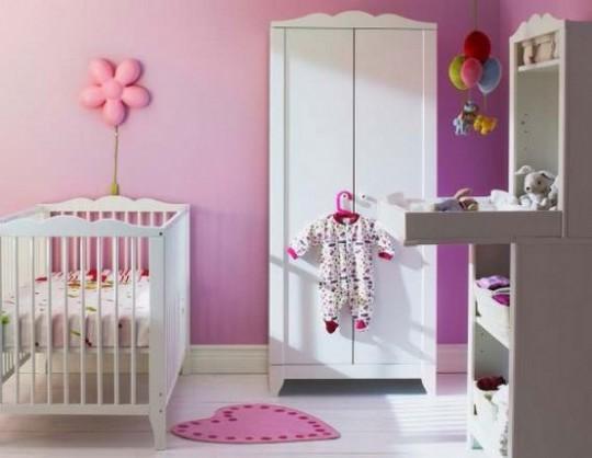İkea bebek odası modelleri