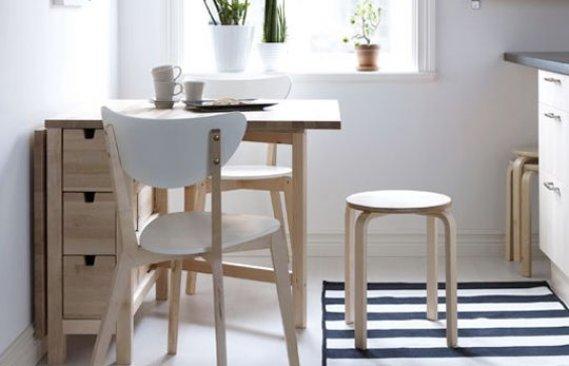 İkea Mutfak Masası Sandalyesi Modelleri 2015