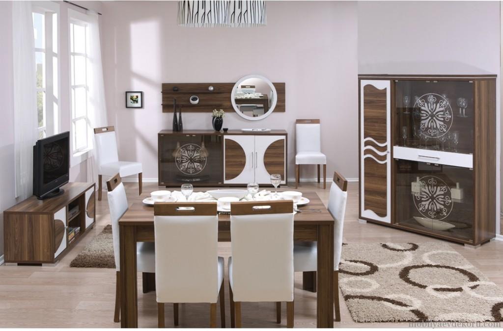 İpek yemek odası modelleri