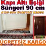 Kapı Altı Eşiği Süngeri Rüzgar Önleyici 90 Cm 895