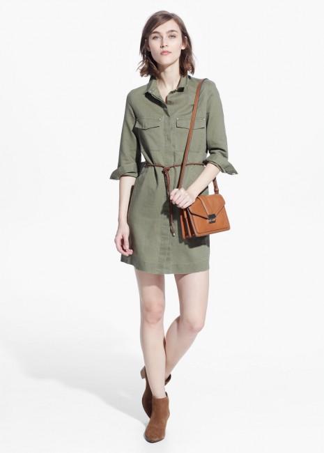 Keten Elbise Modelleri 2015