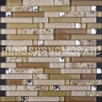 ks187 cam mozaik yapımı karosu metro fayans mutfak duvar