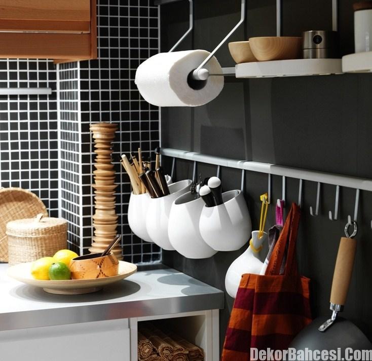 modern ikea mutfak aksesuar görselleri