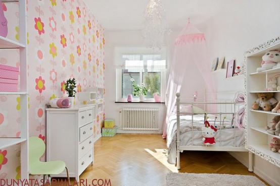 Mükemmel Çocuk Odası Fikirleri